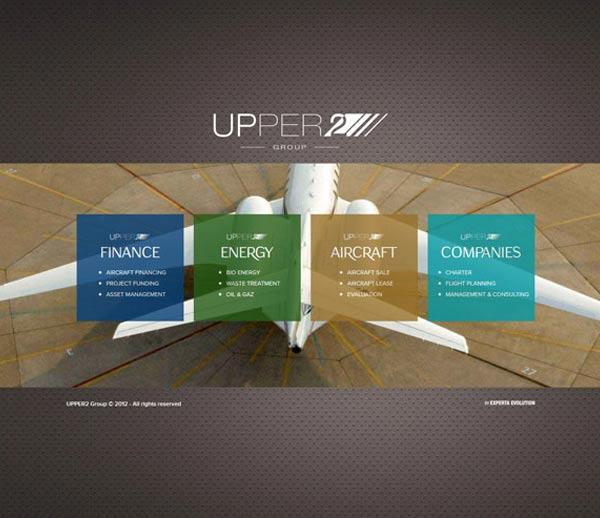 Création site internet à Malte pour UPPER2