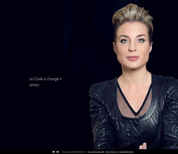 Création site internet à Nice pour Cabinet VECCHIONI