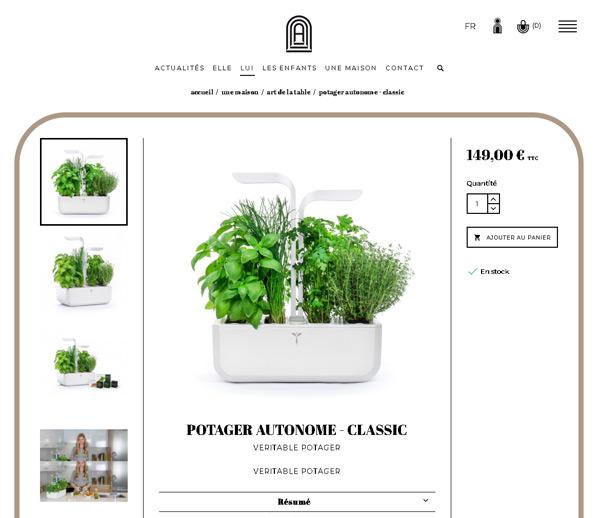 Concept Store à Vence