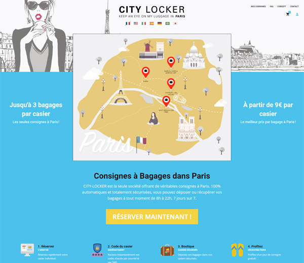 CITY-LOCKER