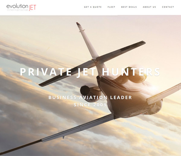 Evolution Jet International
