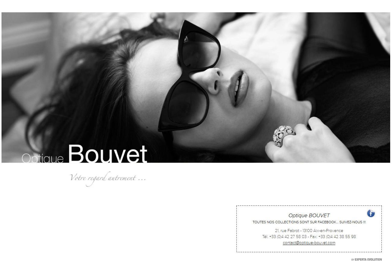 Site Internet Optique Bouvet
